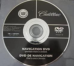 2007 2008 2009 CADILLAC ESCALADE ESV EXT NAVIGATION SYSTEM GPS DVD MAP NAV V 1.0