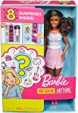 Barbie Profesiones, muñeca Morena con Ropa, Accesorios y complementos (Mattel GFX85)
