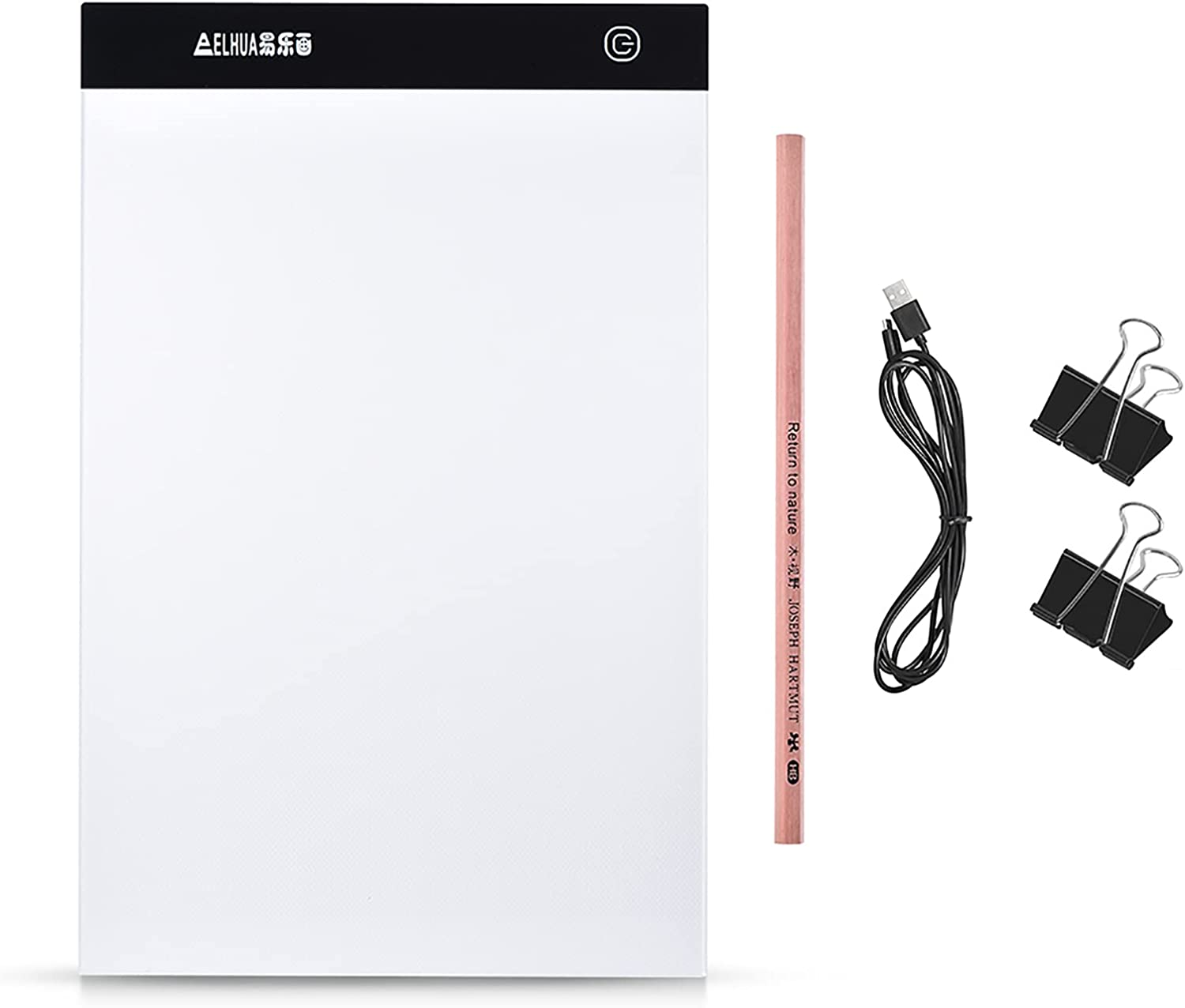 Aibecy1 Portable A4 LED Light Box Oakland Mall outlet Tracer Drawing Bo Copy Tracing