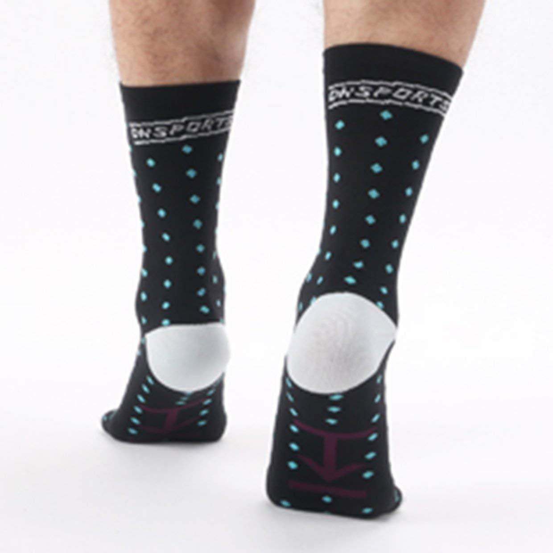 YUIO DH04 Comfortable Fashionable Outdoor Cycling Socks Men Women Professional Breathable Sports Socks Basketball Socks