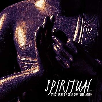 Spiritual Sanctuary of Deep Contemplation: Buddhist Music, Meditation Music Zone, Asian Relaxation, Inner Balance, Inner Harmony Contemplation, Buddhist Rituals, Zen, Lounge