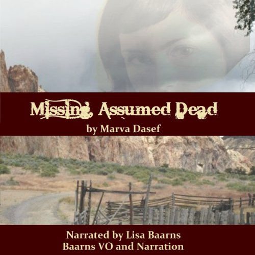 Missing, Assumed Dead audiobook cover art