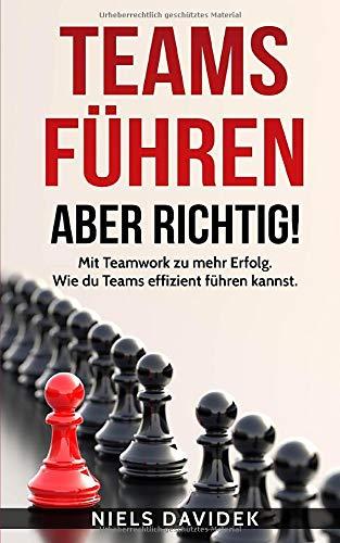Teams führen - aber richtig!: Mit Teamwork zu mehr Erfolg. Wie du Teams effizient führen kannst.