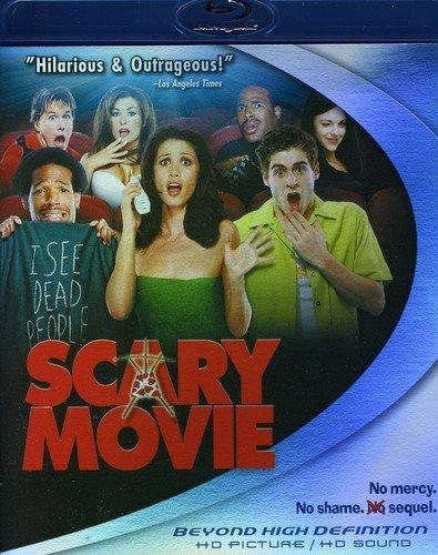 Scary Movie [Blu-ray] [Importado]
