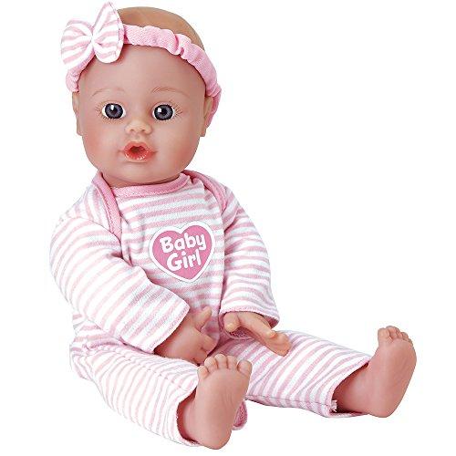 Adora Sweet Baby Girl - Machine Washable Baby Doll Age 1+ (Amazon Exclusive)