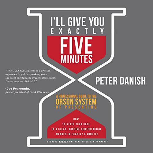 I'll Give You Exactly Five Minutes cover art