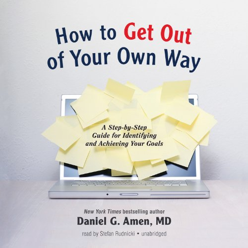 How to Get out of Your Own Way audiobook cover art
