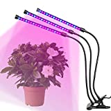 Outgeek Plant Light LED Flexible Full Spectrum Plant Lamp Grow Light for Indoor