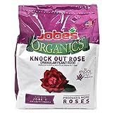 Jobe's 8 lb. Organic Knock-Out Rose Plant Food (Оne Расk)