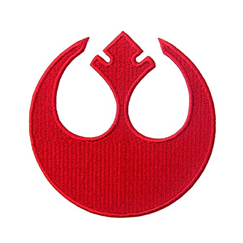 CasStar Aufnaeher Aufbuegler Patches Applikation Buegelbild Rebel Insignia Star Wars