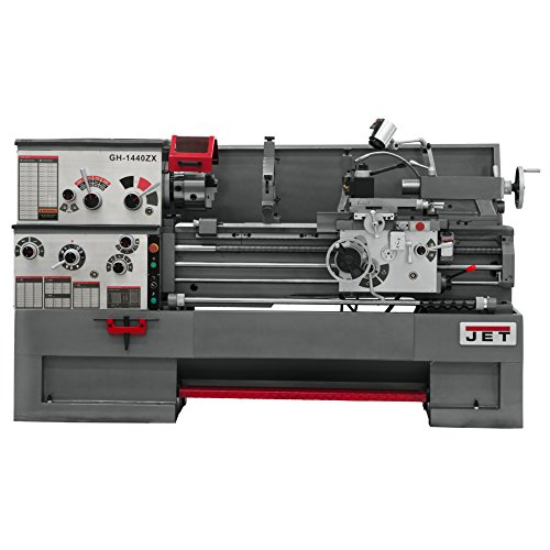 Great Deal! JET GH-1440ZX Lathe with DP700L DRO and Taper Attachment
