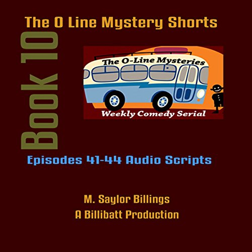 The O Line Mystery Shorts, Book 10 (Dramatized) audiobook cover art