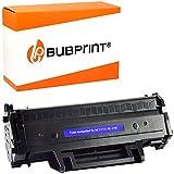 Bubprint Cartucho Tóner Compatible para Samsung MLT-D101S para ML-2160 ML-2165 ML-2165W ML-2168 SCX-3400 SCX-3400F SCX-3405 SCX-3405F SCX-3405FW SCX-3405W SF-760P Negro