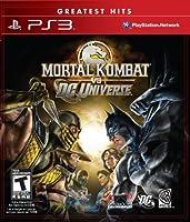 Mortal Kombat vs. DC Universe (輸入版) - PS3