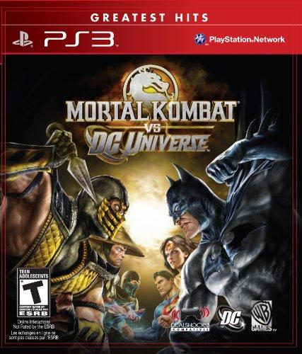 Midway Mortal Kombat vs. DC Universe, PS3