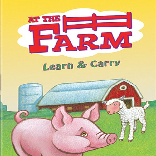 At the Farm audiobook cover art