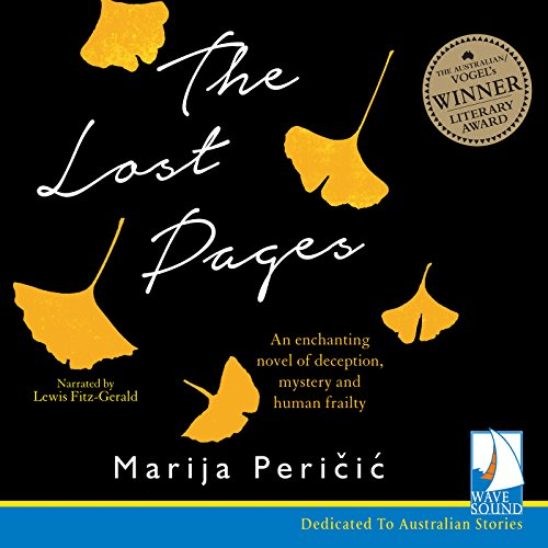 The Lost Pages cover art