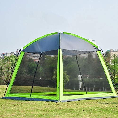 Tente de Plage Tente surdimensionnée auvent Tente pergola auvent Sortie en Plein air Simple Tente
