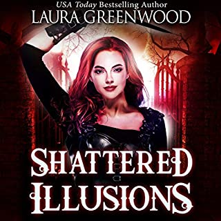 Shattered Illusions      Ashryn Barker Trilogy, Book 1              By:                                                                                                                                 Laura Greenwood                               Narrated by:                                                                                                                                 Charlotte Storm                      Length: 2 hrs and 3 mins     1 rating     Overall 3.0