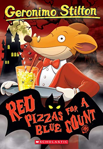 Red Pizzas for a Blue Count (Geronimo Stilton)の詳細を見る
