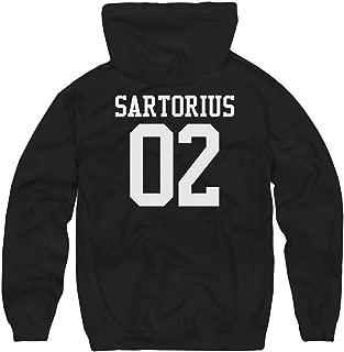 Team Sartorius Girl: Unisex Hanes Cotton Heavyweight Hoodie