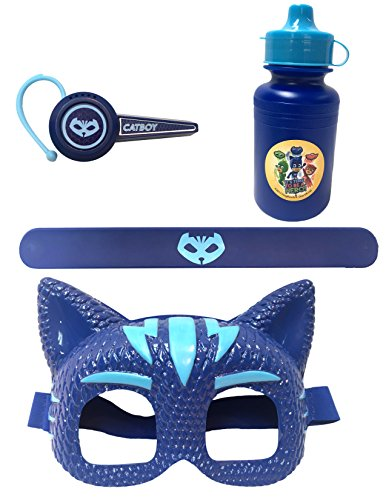 PJ Masks 611020 - Set avventura Catboy, 4 pezzi, colorato