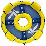 Kelsyus Big Nauti Elite 4-Person Inflatable Pool Float