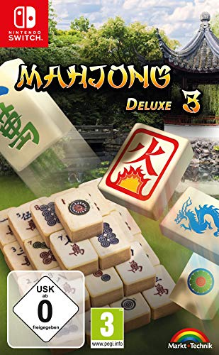 MAHJONG Deluxe 3 - Nintendo Switch