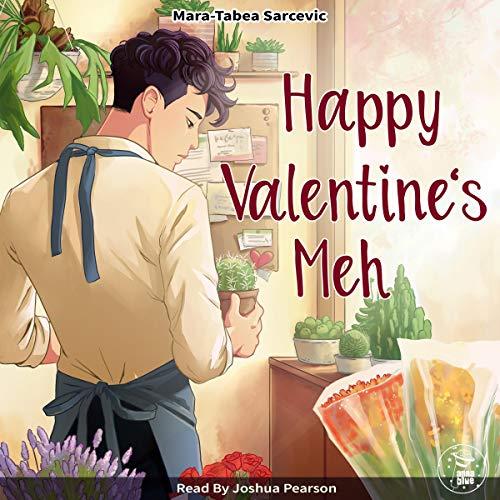 Happy Valentine's Meh audiobook cover art
