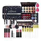 CHESSO Paleta de Maquillaje Set Paleta de Sombras de Ojos, Juego de Maquillaje Kit de Maquillaje para Mujeres y Niñas Caja de Regalo Cosméticos #1