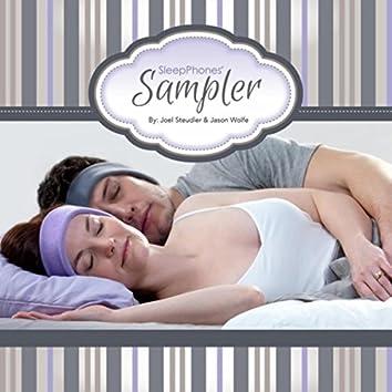 Sleepphones Sampler