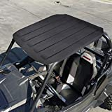 RZR 900 S 1000 XP Plastic Hard Roof Top for 2 Seater Polaris RZR 900 XP 1000 Turbo 900 S Trail UTV Plastic Hard Top Roof