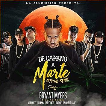 De Camino a Marte (Remix)