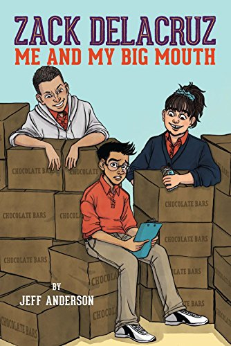 Zack Delacruz: Me and My Big Mouth (Zack Delacruz, Book 1) (Volume 1)