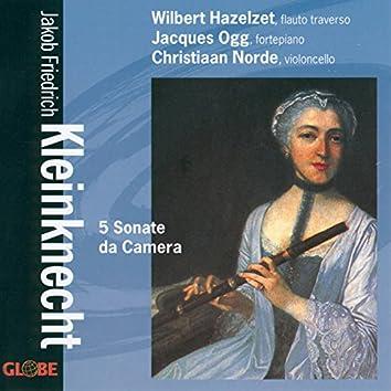 Kleinknecht: 5 Sonate da Camera