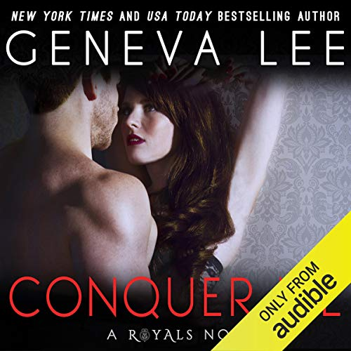 Conquer Me audiobook cover art
