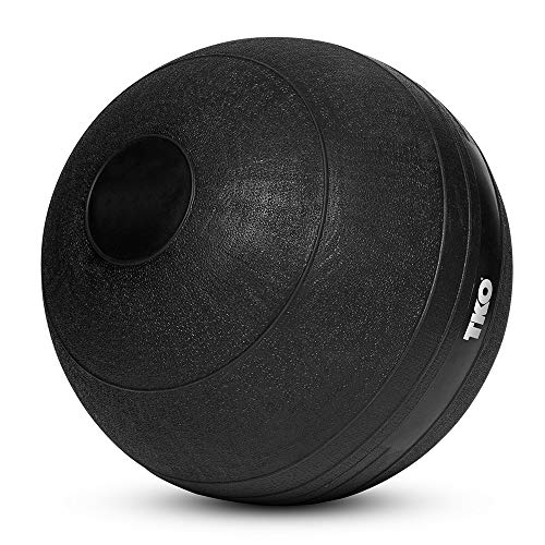 TKO Slam Medicine Ball- Cross Training- Cardio- Gym- Strength & Conditioning- Core Training- Squats- Lunges- Wall Exercises (10)