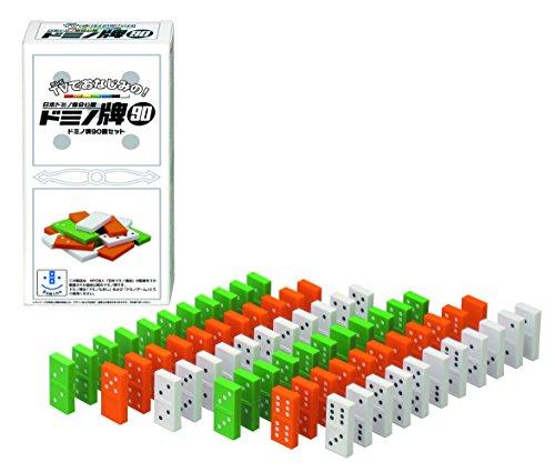 日本ドミノ協会公認 ドミノ牌90