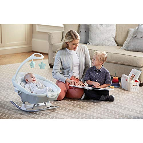 517ysJ 47SL 10 Best Portable Baby Swings on the Market 2021 Review