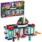 LEGO 41448 Friends Heartlake City Kino Set mit Mini Puppen und Smartphone-Halter, Konstruktionsspielzeug, Spielzeug ab 7 Jahren