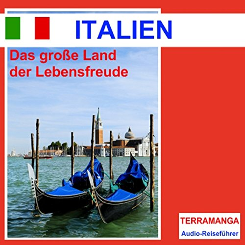 Reiseführer Italien Titelbild