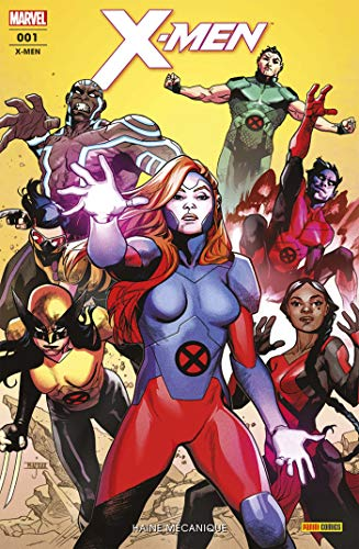 X-Men (fresh start) n°1