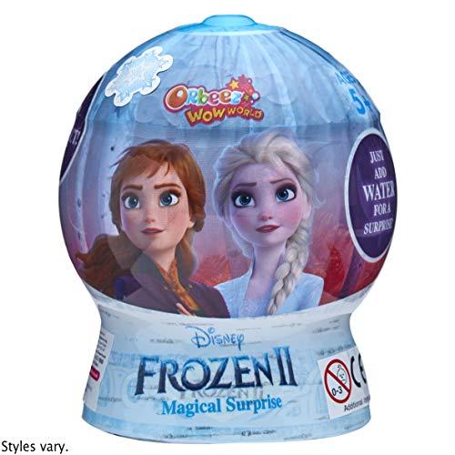 Orbeez 47435 Disney Frozen Magical Surprise-Styles Vary, Multicolor Juguete para el Aprendizaje