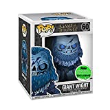 Funko Pop Television : Game of Thrones - Giant Wight (ECCC 2018 Limited Edition) 3.9inch Vinyl Gift ...