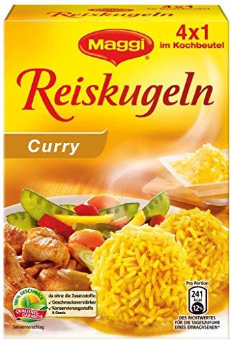 "MAGGI Reiskugeln ""Curry"" 125g"