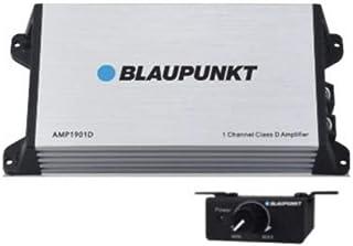 $82 » Blaupunkt AMP1901D Universal Car Speaker Amplifier Class D 1-Channel 2000 Watts Max Power