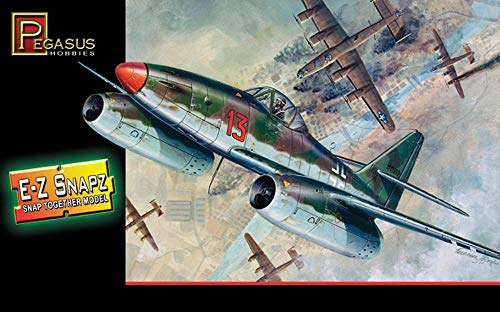 Pegasus pg8415–1 jeu/48 Me 262 Maquette en Plastique