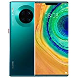 Huawei Mate 30 Pro 4G, Smartphone débloqué (8 Go + 256 Go, Double Sim) Emerald Green