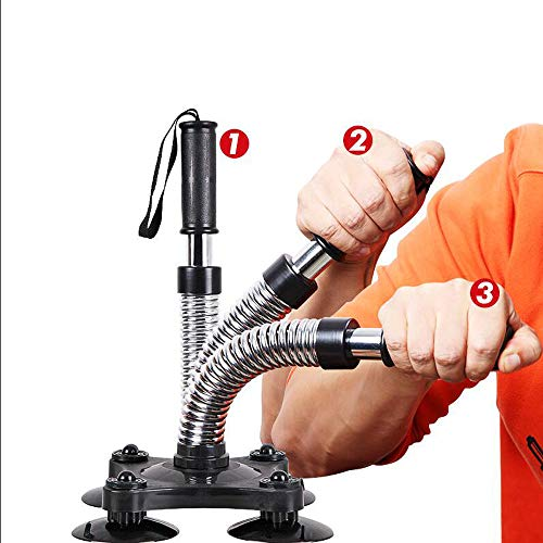 kayla-lan Arm Wrestling Table,Arm Grip,Wrestling Arm Blaster Exerciser Power Twister Fitness Exercise Machine Gym Equipment (Heavy plating(60kg))