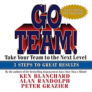 Go Team! cover art